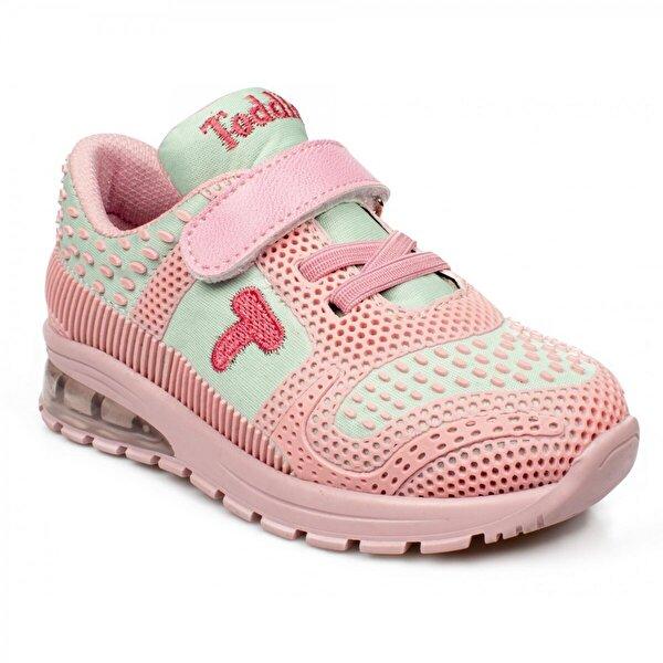 TODDLER 3601 B Işıklı Pembe Çocuk Spor Ayakkabı