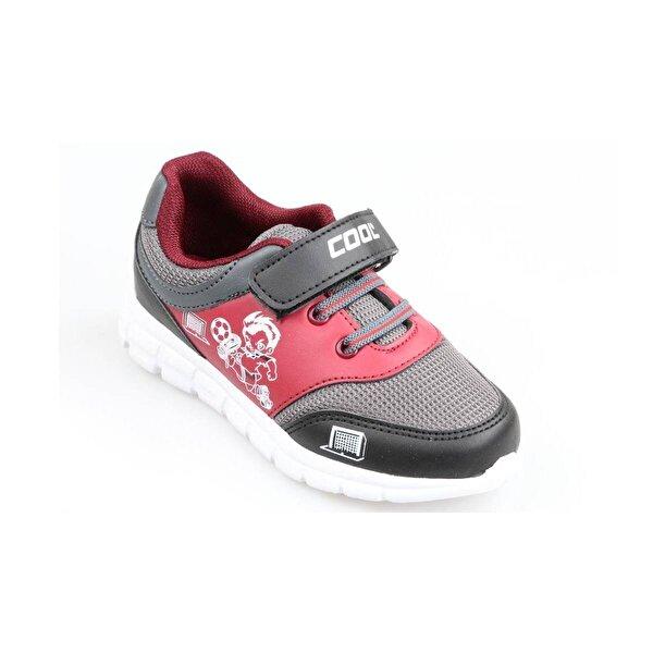 Cool Erkek Çocuk(3 Renk) Bağcıksız Günlük Spor Ayakkabı