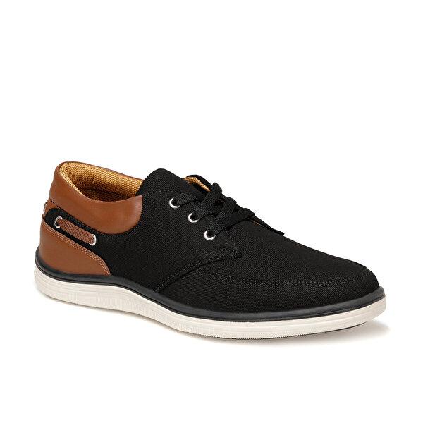 Oxide LG-02 C 1FX Antrasit Erkek Marin Ayakkabı