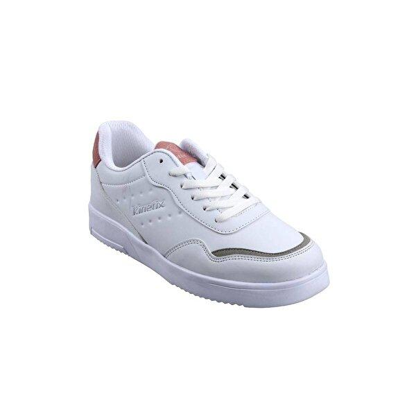Kinetix Aluna W Beyaz Günlük Bayan Spor Ayakkabı