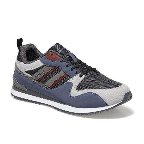 Kinetix FOLE TX M Lacivert Erkek Sneaker Ayakkabı
