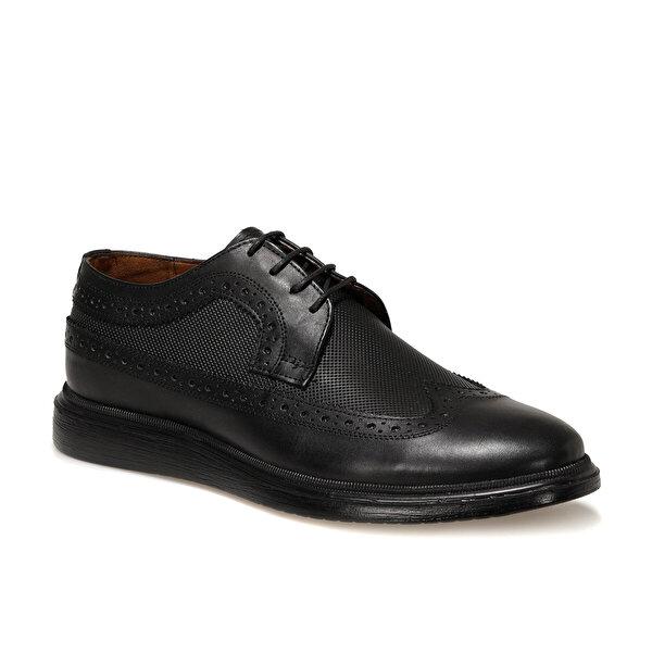 Garamond 4229 1FX Siyah Erkek Klasik Ayakkabı