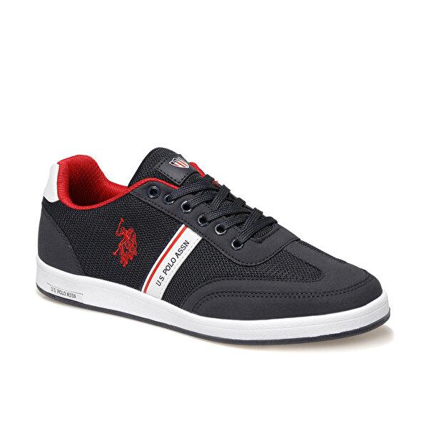 U.S. Polo Assn. KARES 1FX Lacivert Erkek Sneaker Ayakkabı