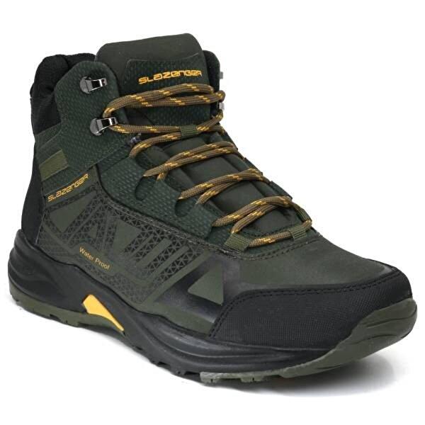 Slazenger Alakhan Su Geçirmez Kışlık Erkek Bot Ayakkabı Haki