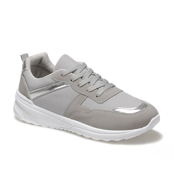 Polaris 317557.Z 1FX Gri Kadın Sneaker