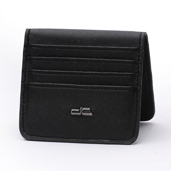 Deri Company Erkek Basic Kartlık Siyah (29 S) 114001