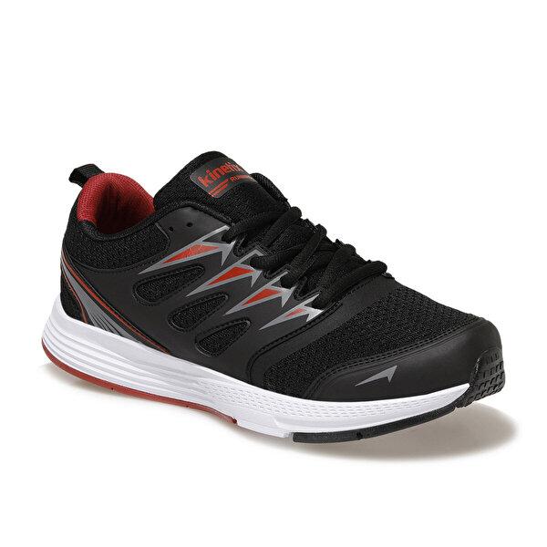 Kinetix ALPHA 1FX Siyah Erkek Çocuk Koşu Ayakkabısı
