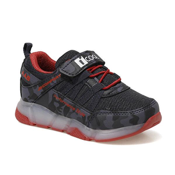 I Cool KITE 1FX Lacivert Erkek Çocuk Koşu Ayakkabısı