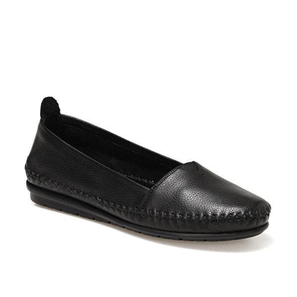 Polaris 91.109669.Z1FX Siyah Kadın Comfort Ayakkabı