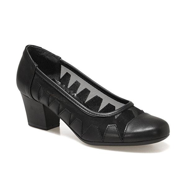 Polaris 91.311171.Z 1FX Siyah Kadın Gova Ayakkabı