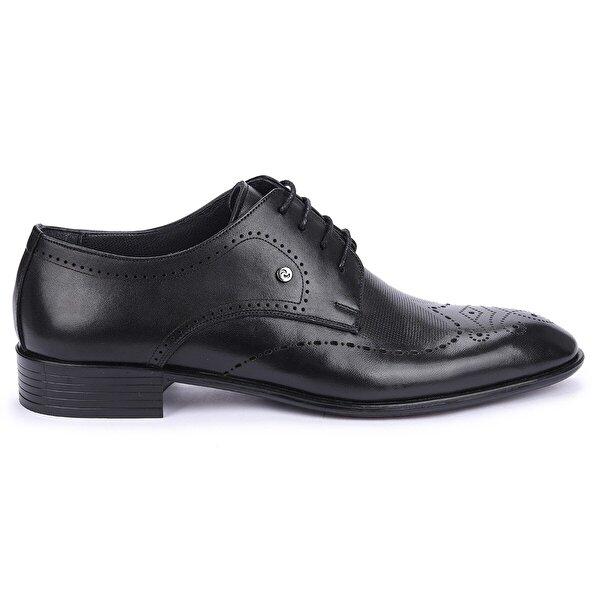 Ayakland P216 %100 Deri Klasik Erkek Ayakkabı SİYAH
