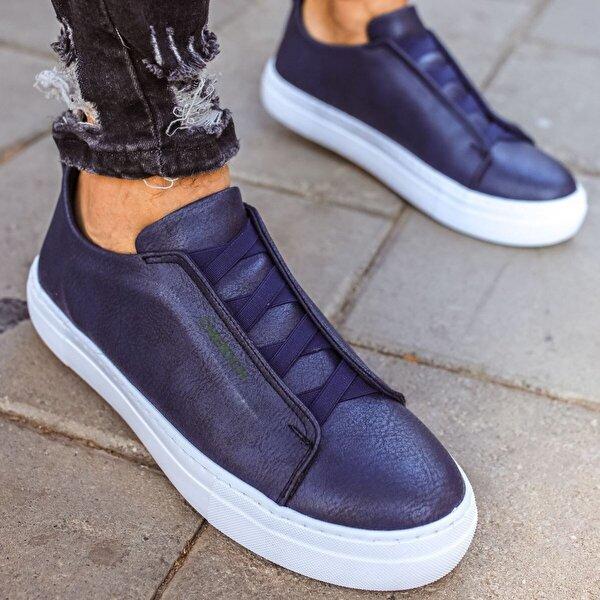 Chekich CH013 BT Erkek  Sneaker Ayakkabı LACİVERT