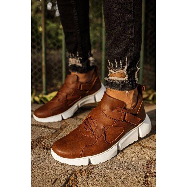 Chekich CH071 BT Erkek  Sneaker Ayakkabı TABA