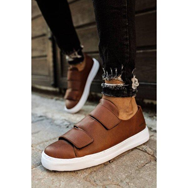 Chekich CH007 BT  Erkek  Sneaker Ayakkabı TABA