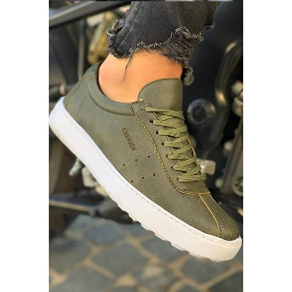 Chekich CH063 BT Erkek  Sneaker Ayakkabı HAKİ
