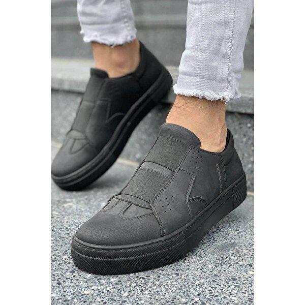 Chekich CH033 ST Erkek  Sneaker Ayakkabı SIYAH