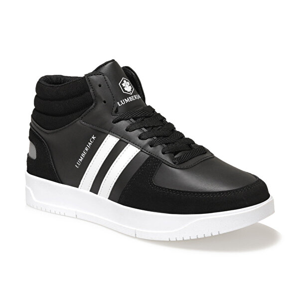 Lumberjack KLAN HI 1FX Siyah Erkek Sneaker Ayakkabı
