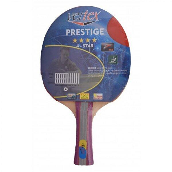 VERTEX Prestige 4 Yıldız ITTF Onaylı Masa Tenisi Raketi
