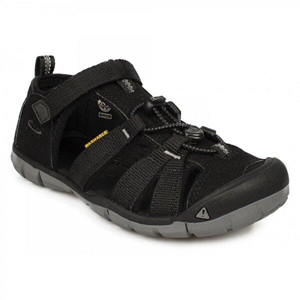 Keen 1020690 Seacamp İi Cnx Outdoor Siyah Çocuk Sandalet