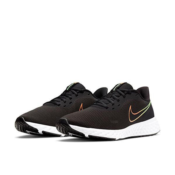 Nike REVOLUTION 5 Siyah Erkek Koşu Ayakkabısı