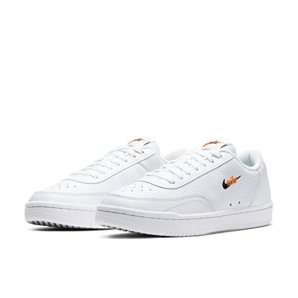Nike WMNS NIKE COURT VINTAGE P Beyaz Kadın Sneaker Ayakkabı