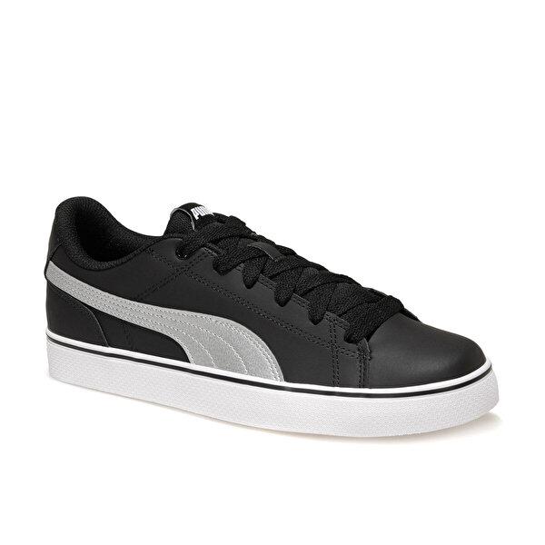 Puma COURT POINT VULC V2 Siyah Erkek Sneaker Ayakkabı