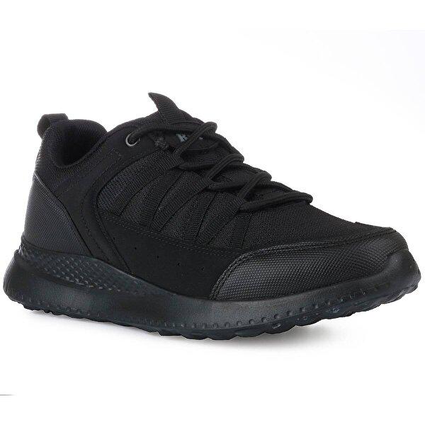 Ayakkabix Udır Sportif Erkek Spor Ayakkabı Siyah