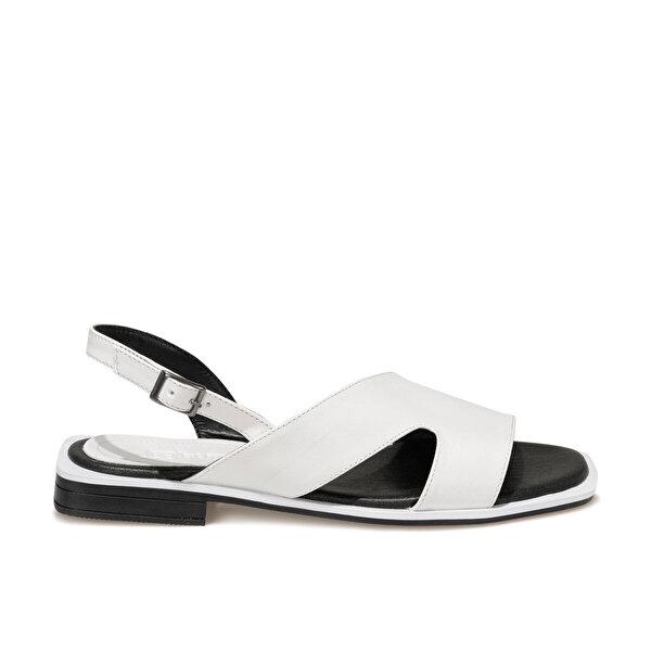 Butigo TERRY 1FX Beyaz Kadın Sandalet