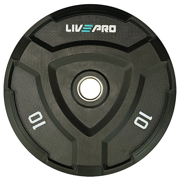 Livepro LP8022 10 Kg CPU Bumper Plaka