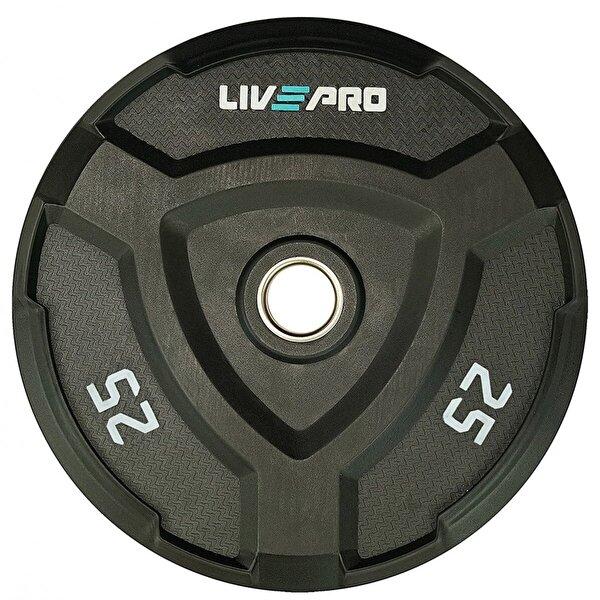 Livepro LP8022 25 Kg CPU Bumper Plaka