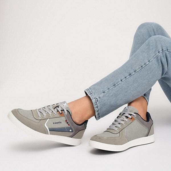 Kinetix ARON Gri Erkek Sneaker Ayakkabı