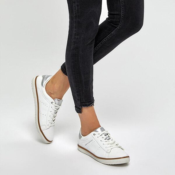 Kinetix WHITNEY Beyaz Kadın Sneaker Ayakkabı