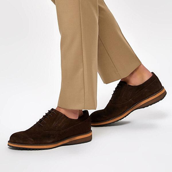 Mercedes TERRY S Kahverengi Erkek Ayakkabı