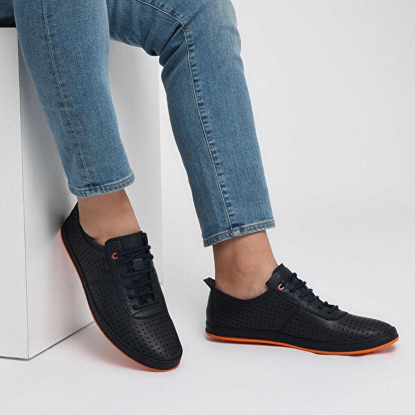 Dockers by Gerli 226201 Lacivert Erkek Comfort Ayakkabı