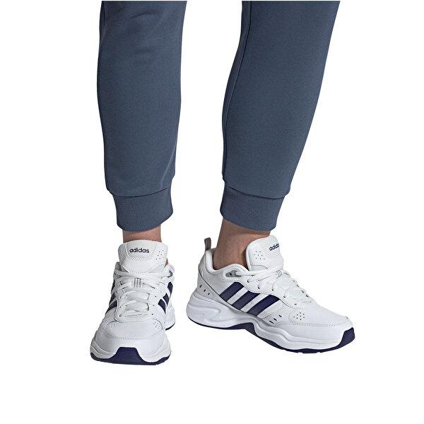 adidas EG2654 Beyaz Erkek Koşu Ayakkabısı