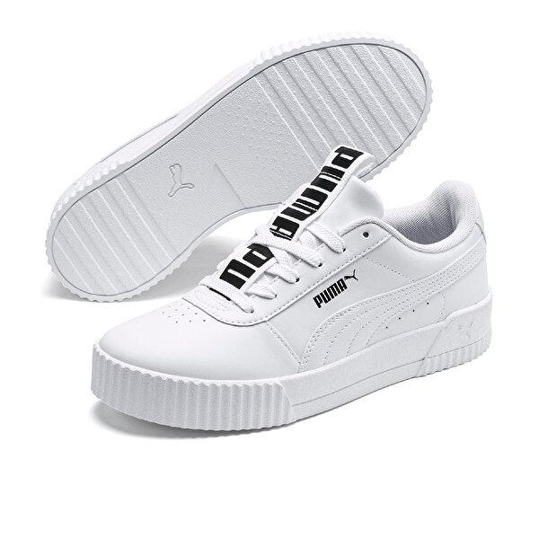 Puma CARINA BOLD Beyaz Kadın Sneaker