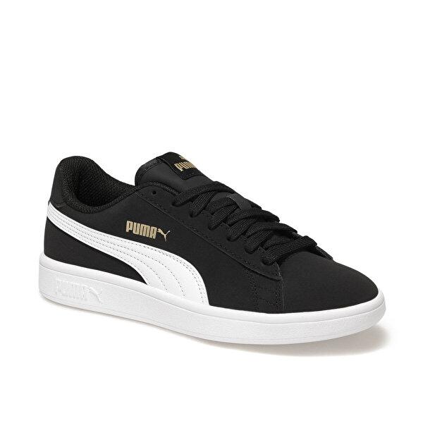 Puma SMASH V2 BUCK Siyah Kadın Sneaker Ayakkabı