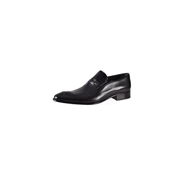 FOSCO 6608 Hakiki Deri Neolit Erkek Ayakkabı