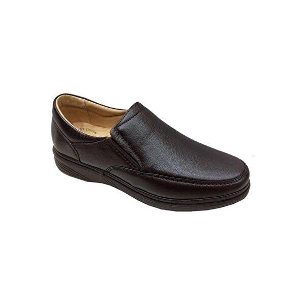 Ekinci Ekİnci 101 Hakiki Deri Büyük Ayaklara Özel Erkek Ayakkabı
