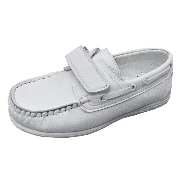 SARIKAYA Sarıkaya 3502 Deri Ortopedik Erkek Çocuk Ayakkabı