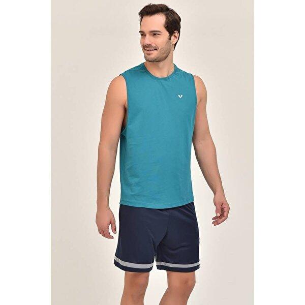Bilcee Mavi Erkek Atlet FS-1622