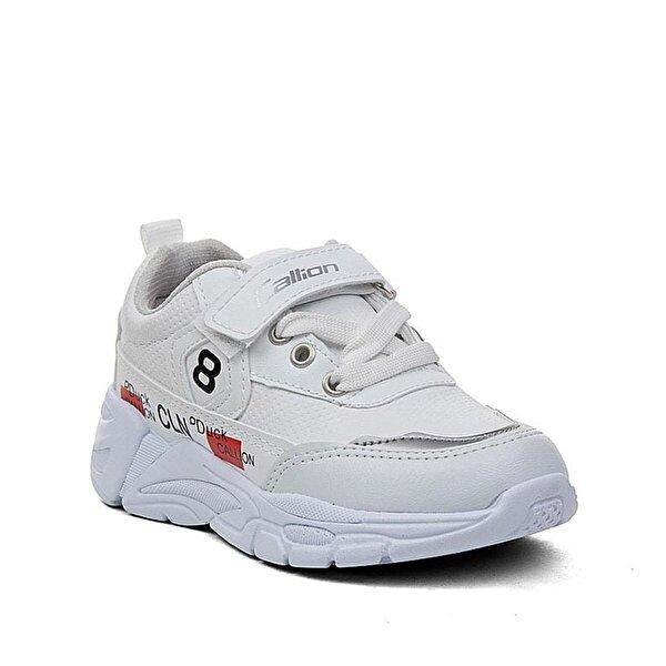 Callion 08 Deri Patik Çocuk Spor Ayakkabı