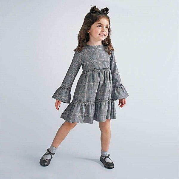 Mayoral Kız Çocuk Uzun Kollu Elbise