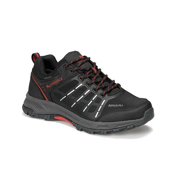 Lumberjack Dancaun Erkek Su Geçirmez Ayakkabı Siyah
