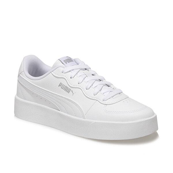 Puma SKYE CLEAN Beyaz Kadın Sneaker
