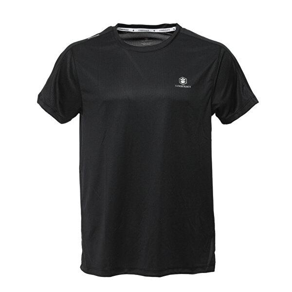 Lumberjack CT177 LEON BASIC T-SHIRT Siyah Erkek T-Shirt