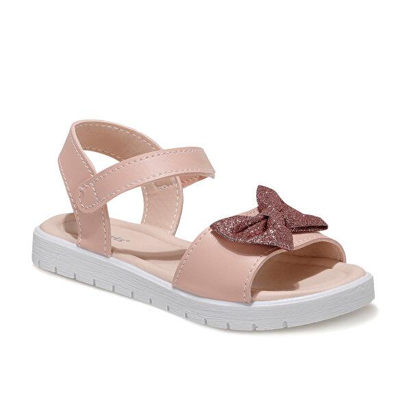 Polaris 615236.F1FX Pembe Kız Çocuk Sandalet