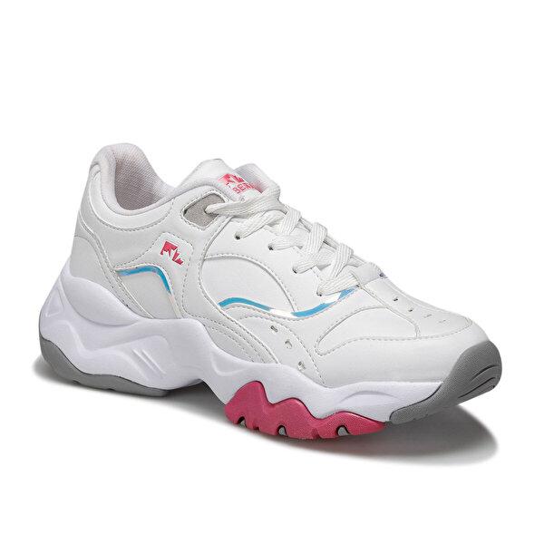 Lumberjack REGINA PU Beyaz Kadın Sneaker Ayakkabı