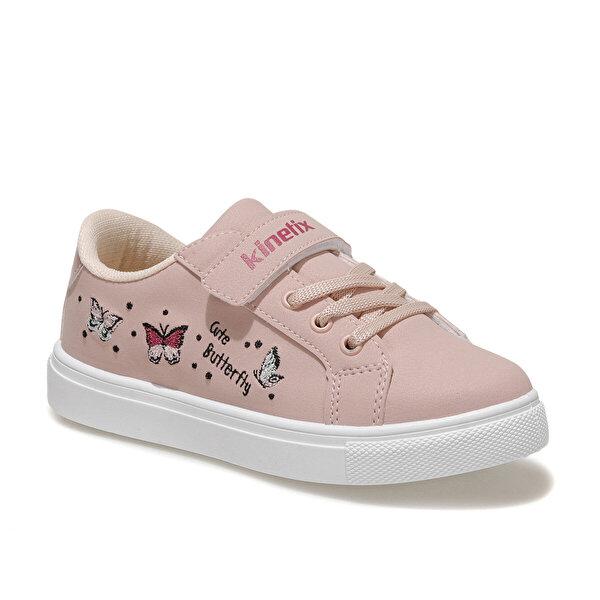Kinetix GANJ X 1FX Pembe Kız Çocuk Sneaker Ayakkabı