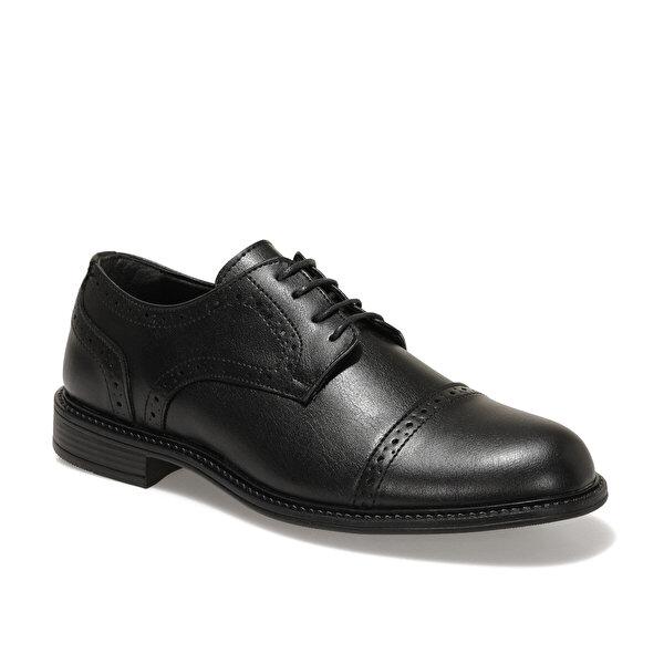 Down Town 031-2 1FX Siyah Erkek Klasik Ayakkabı